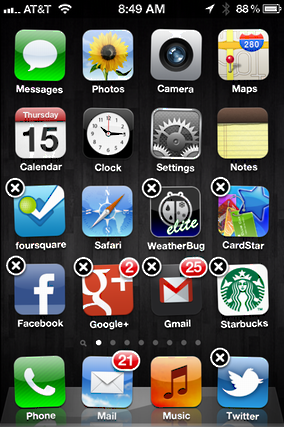 iphone ipad move app icons 2