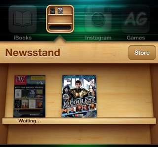 iphone magazine stand subscribe 8