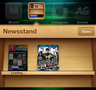 iphone magazine stand subscribe 9