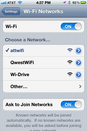 iphone wi drive 3