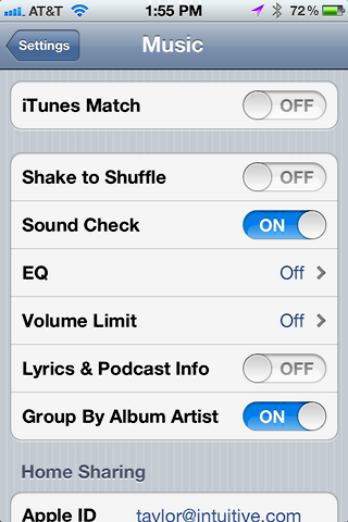 itunes match iphone 2