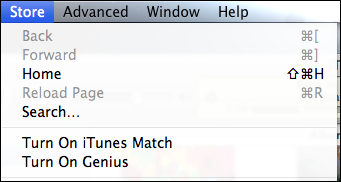itunes music match get started 1