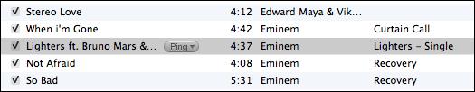 itunes remove tunes not sync 3