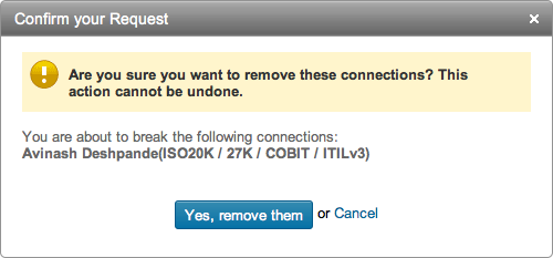 linkedin remove connection updated 5