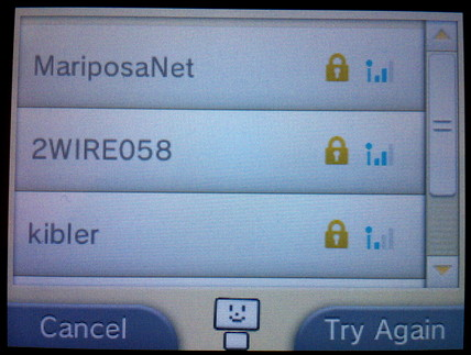nintendo 3ds wifi internet connect 11