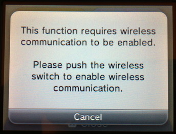 how to connect wifi to ds