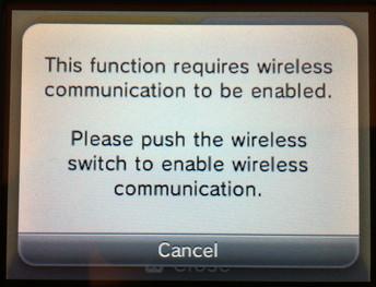 nintendo 3ds wifi internet connect 3