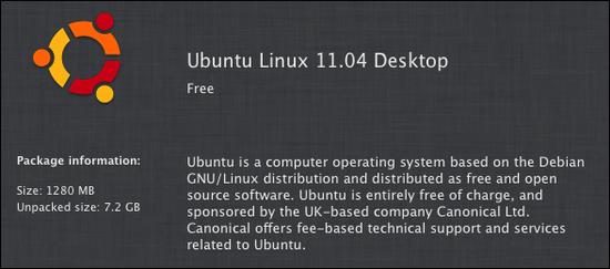parallels install ubuntu linux 2