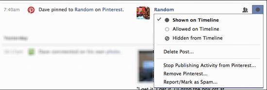 pinterest facebook updates 9