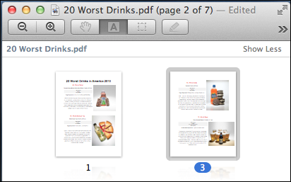 how to delete unwanted pdf pages