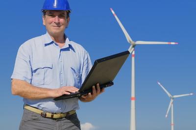 smart grid worker