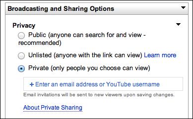 youtube private public 4