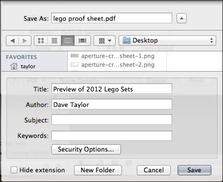 aperture create contact proof sheet 7