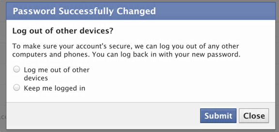 how to know someone fb password