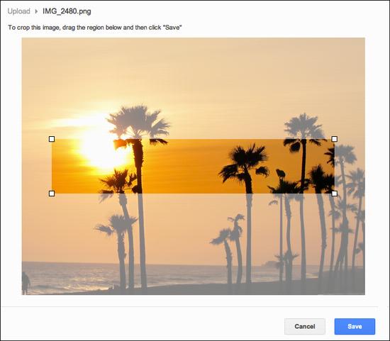 how to delete google plus profile photo