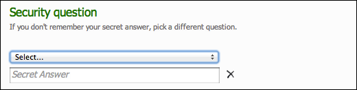 how to change your security questions on itunes