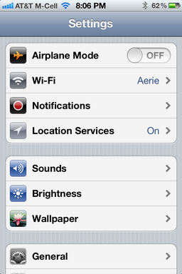 iphone text message privacy 1
