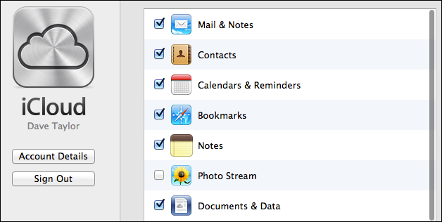 mac icloud photo stream 1