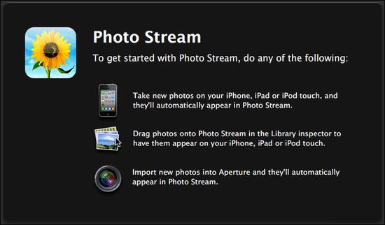 mac icloud photo stream 3