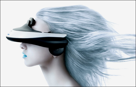 Sony HMZ Personal Viewer