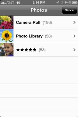 pinterest iphone upload pin photo 3