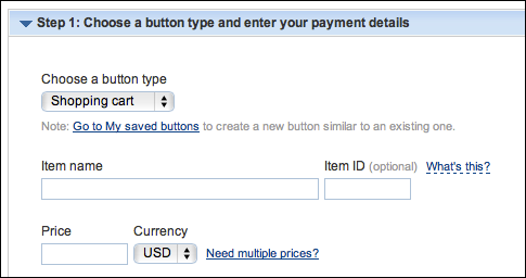 how to create a recurring invoice subscription link in paypal ask
