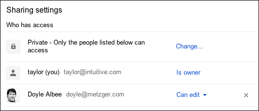 how to share word document on google drive