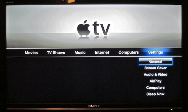 upgrade apple tv 2