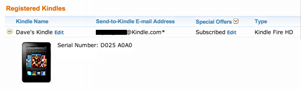 How do I opt out of sponsored ads on my Kindle Fire HD? - Ask Dave