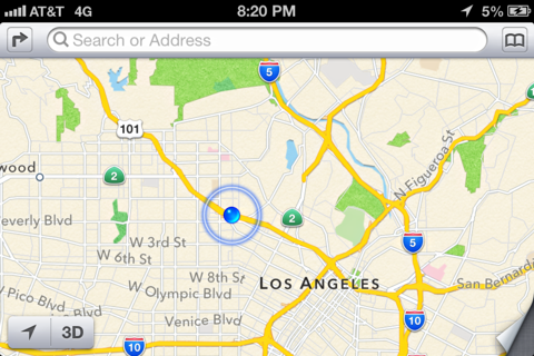 Enable Traffic Info in iPhone Apple Maps? - Ask Dave Taylor on