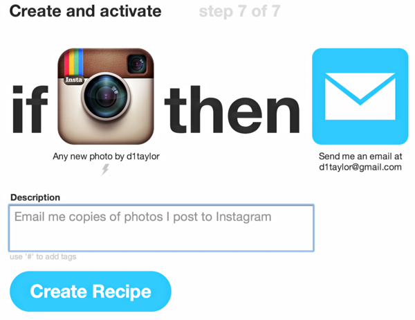 Can I email archive all my Instagram photo posts? - Ask Dave