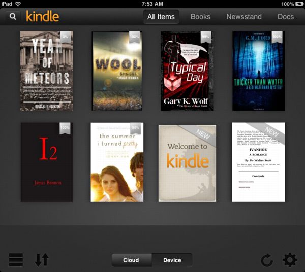 how do i a book from itunes to my ipad