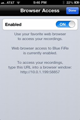 Review: Blue FiRE Audio Recorder for iPhone - Ask Dave Taylor