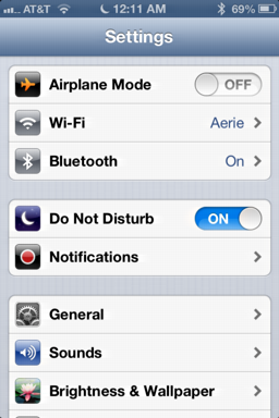 what does reset all settings do on iphone reset all settings and preferences on my iphone 5 ask 21210