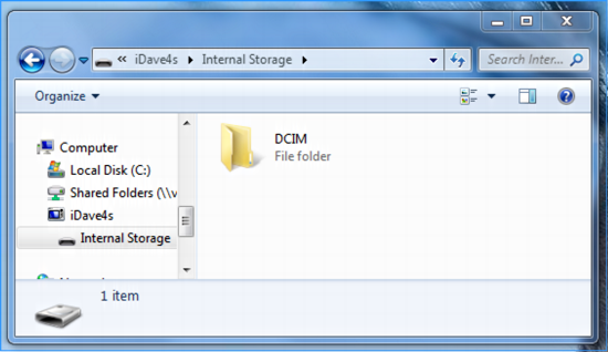 Just Like A Digital Camera The Iphone Images Are D Within Dcim Folder In Case You Re Curious Stands For