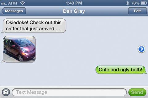 Save Photos from Text Messages on an iPhone? - Ask Dave Taylor