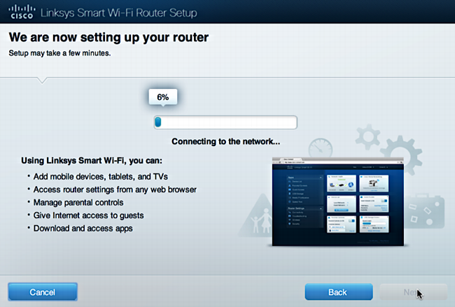 Set Up A Cisco Linksys AC-1750 Router: A Review - Ask Dave