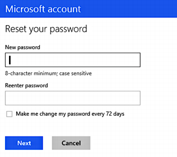 How Do I Reset Recover My Lost Microsoft Account