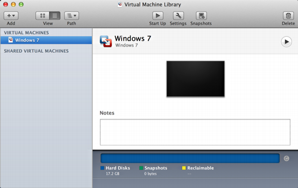 vmware fusion key mac