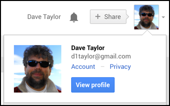 how to change profile picture in google plus