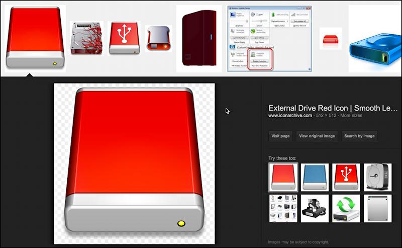 mac os x drive icon change