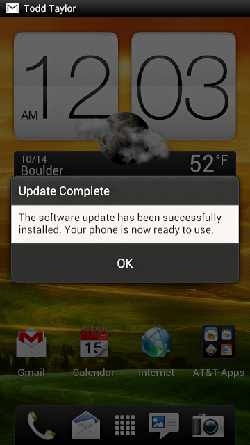 android updated