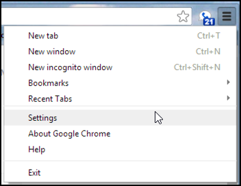 add toolbar google chrome win8 windows