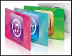 itunes cards