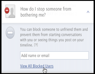 How Can I See Who Ive Blocked On Facebook Ask Dave Taylor