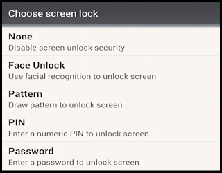 How do I set a security code on my Android phone? - Ask Dave