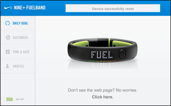 how do i hook up my nike fuel band Nike + fuel app nike  it means nike+ connect is not recognizing your nike+ fuelband se or first generation fuelband  nike + connect why can't i sync my .
