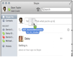 transfer files via skype