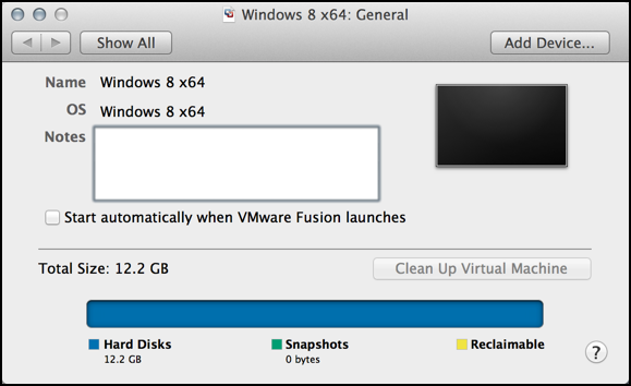 VMWare Fusion is eating up my hard drive! Help! - Ask Dave Taylor