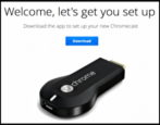 set up chromecast mac os x